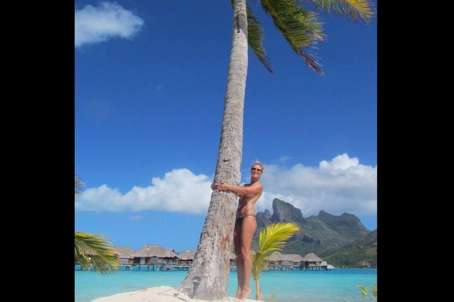 Heidi Klum partage ses photos sexy de vacances