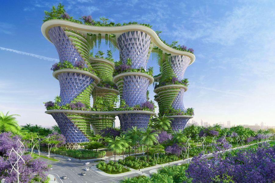 Hypérion, les immeubles écolo de demain