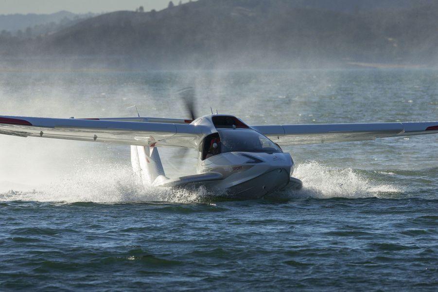 Icon A5, l'hydravion privé pour super-riches