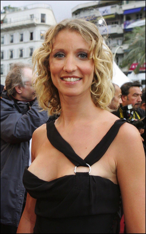 Alexandra Lamy en 2005.