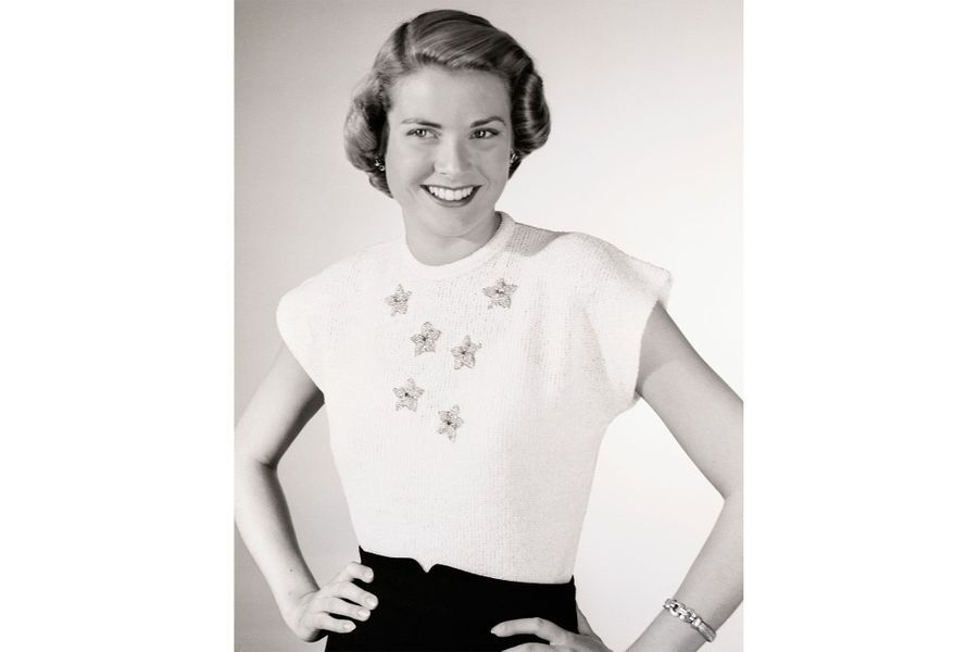 Grace Kelly en 1947