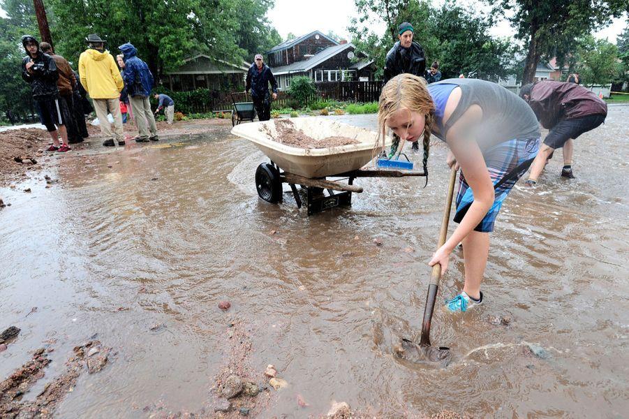 Inondations meurtrières dans le Colorado