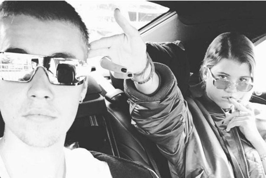 Justin Bieber et Sofia Richie