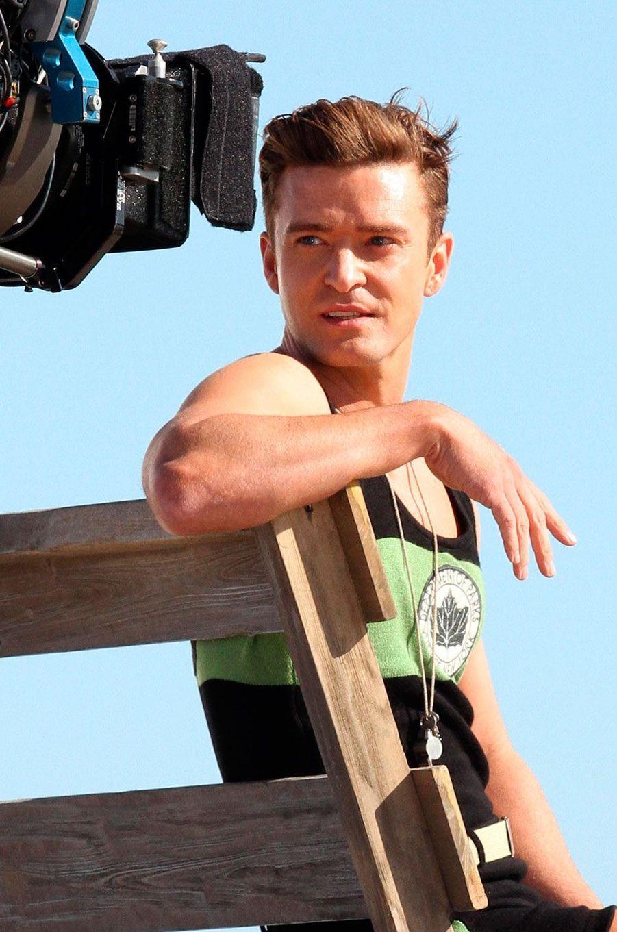 Justin Timberlake joue un maître sauveteur des années 50 dans le prochain Woody Allen