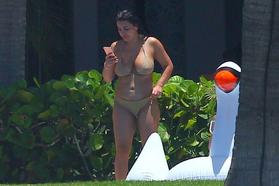 Le sosie de Kim Kardashian