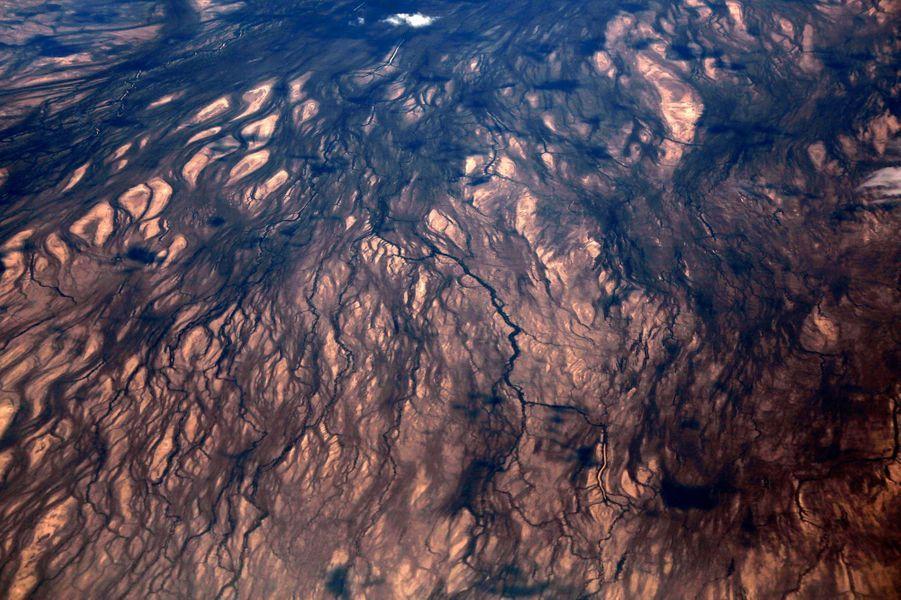 L'Australie vue du ciel