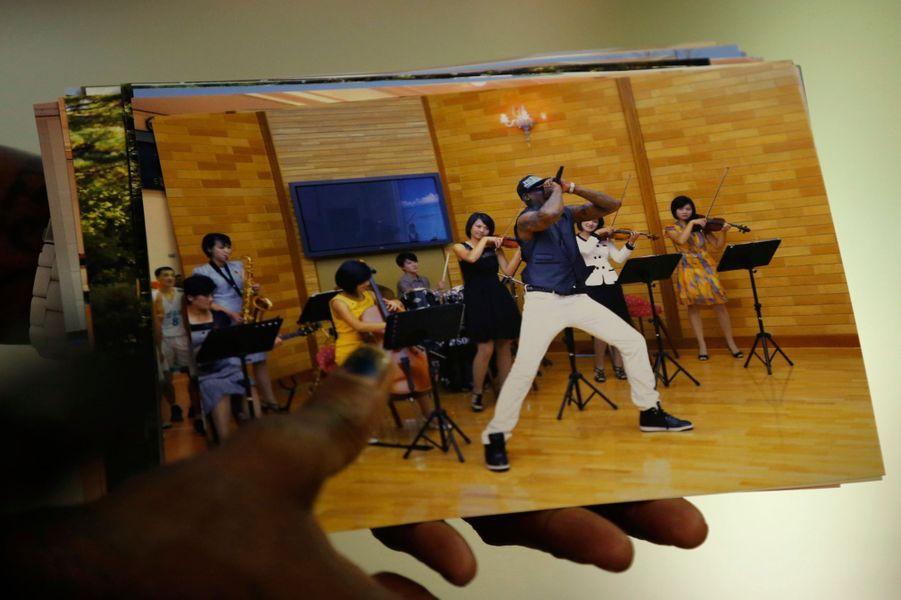 L'escapade nord-coréenne de Dennis Rodman
