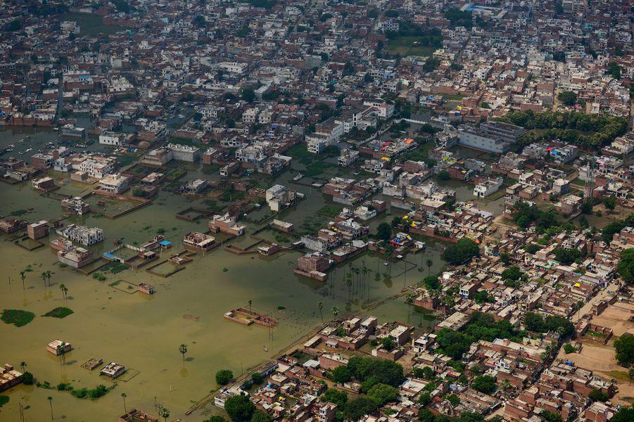 L'Inde a (encore) la tête sous l'eau