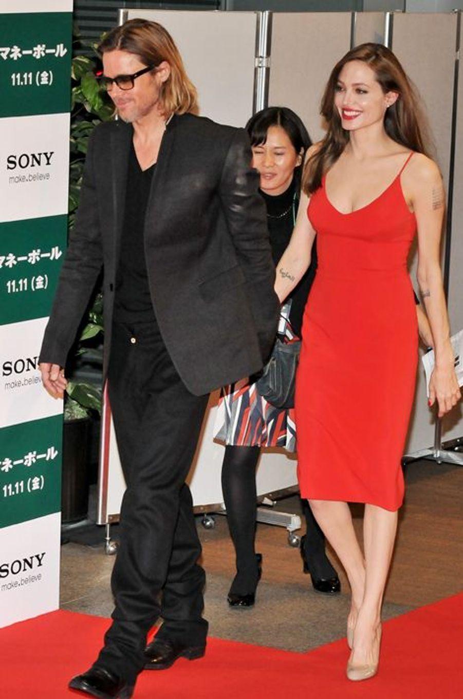 Angelina Jolie, en 2011