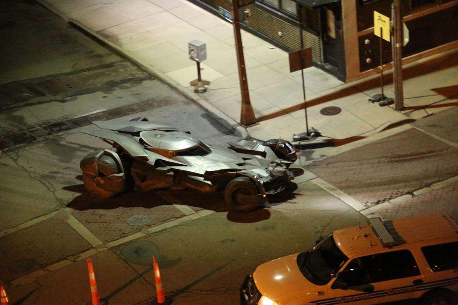 La voiture de Batman
