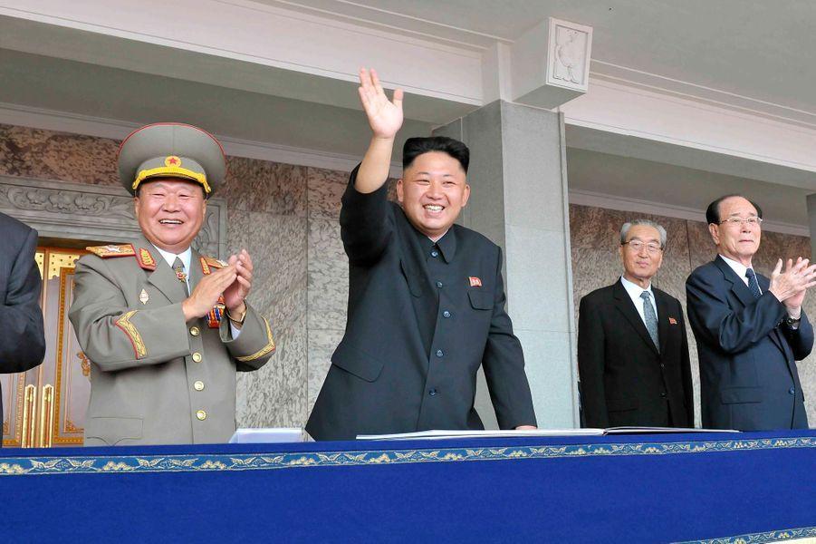La Corée du Nord célèbre son 65e anniversaire