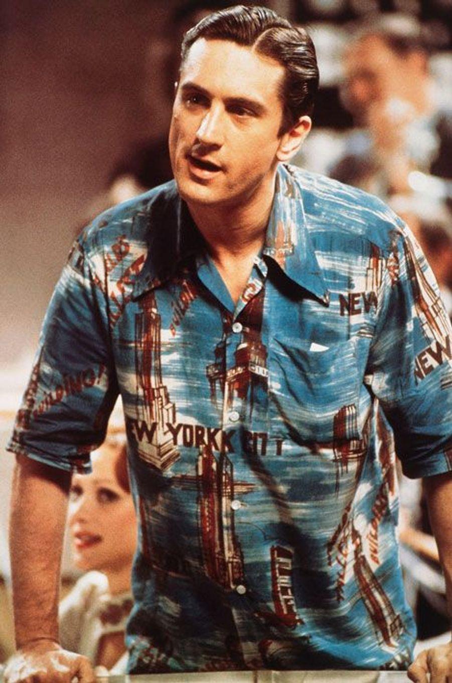 Robert De Niro retrouve Martin Scorsese, un an après «Taxi Driver», pour «New York New York». Une nouvelle fois la magie opère.