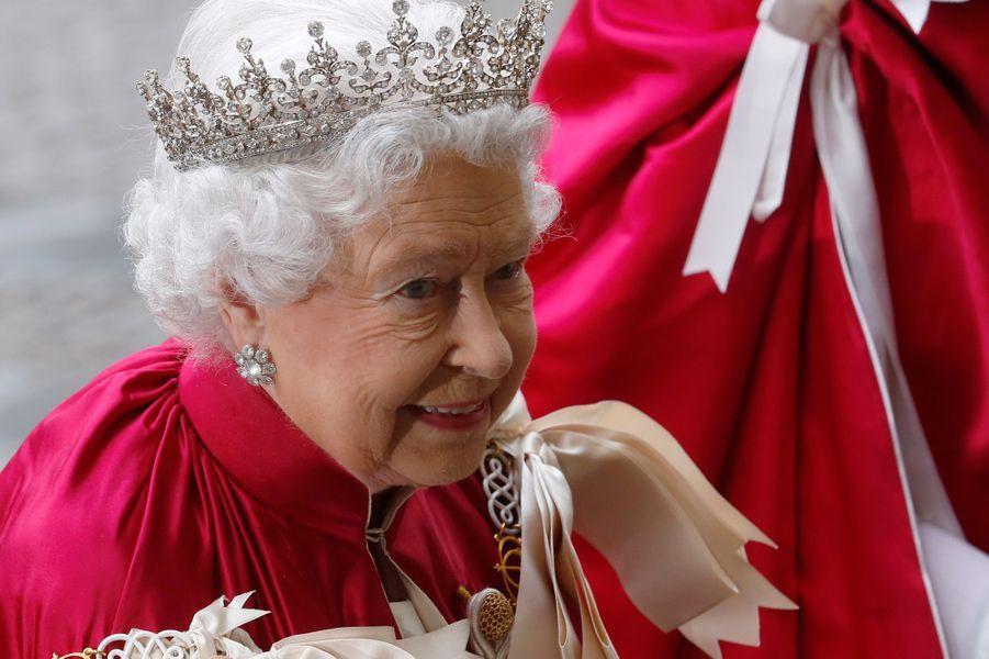 La reine trop fatiguée pour le Bain