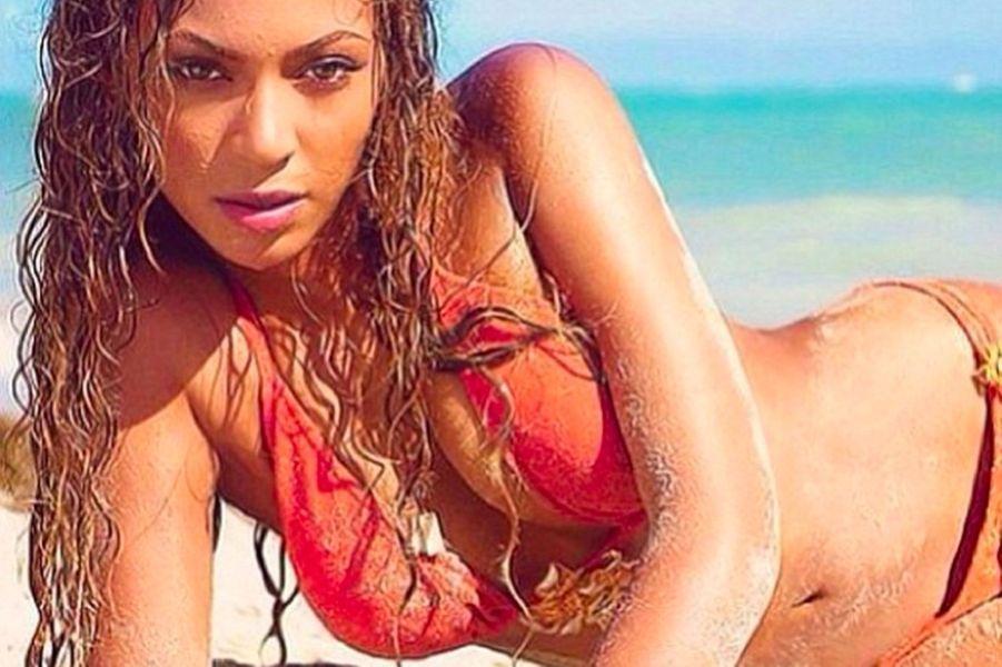 Beyoncé, sexy en bikini