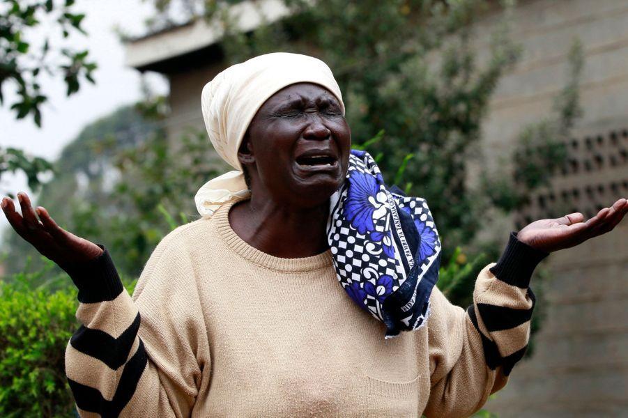Le Kenya pleure ses morts