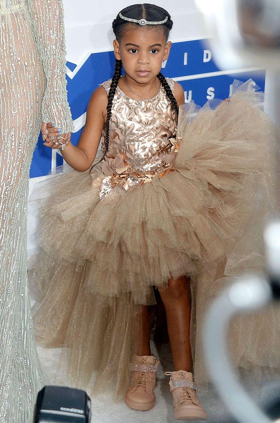 Blue Ivy, la fille de Beyoncé