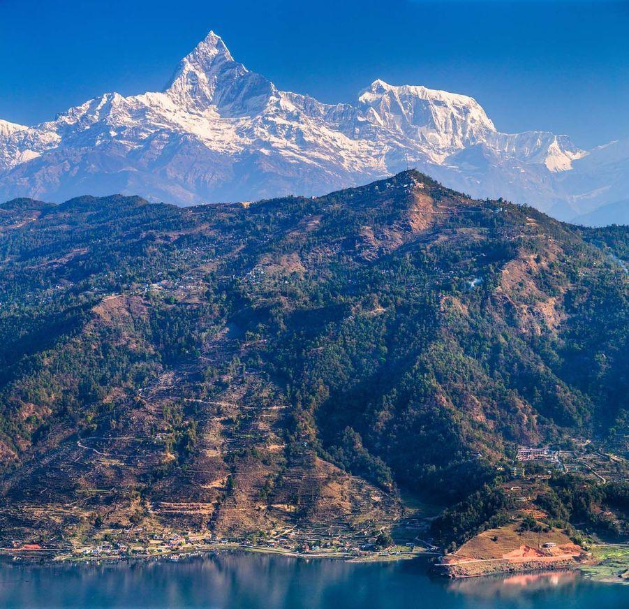 Mont Machapuchare