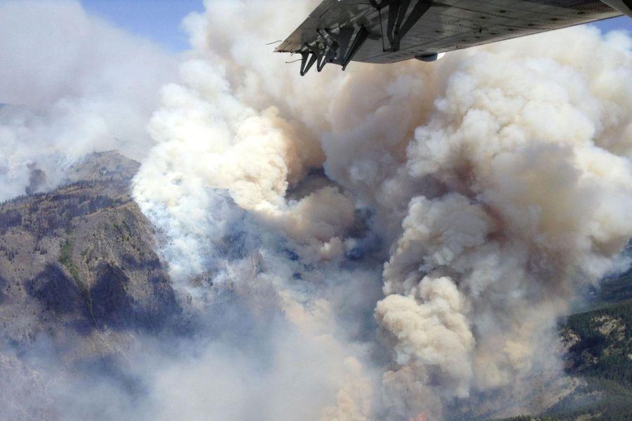Les Etats-Unis dévastés par les flammes