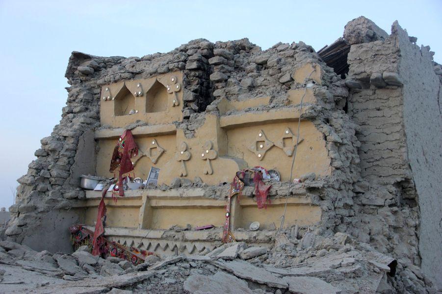 Le Pakistan sous les débris