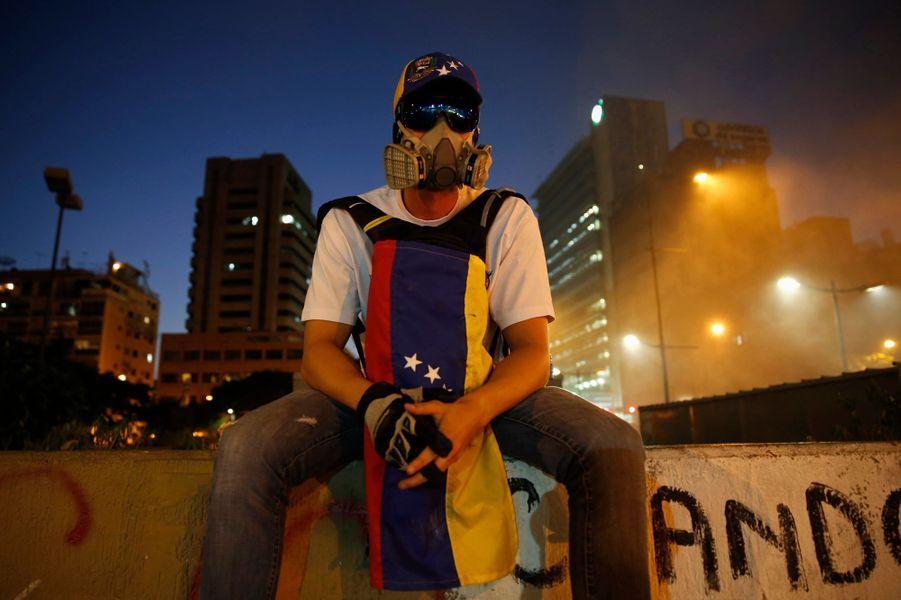 Le Venezuela à feu et à sang