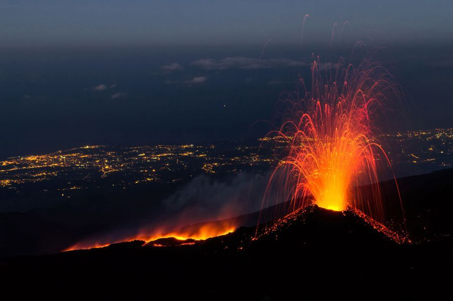 Colérique Etna