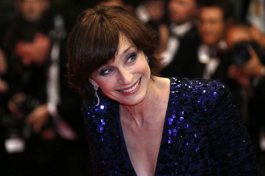 Kristin Scott Thomas a été promue officier.L'actrice britannique est l'une des huit personnalités étrangères résidant en France décorées dans cette promotion.