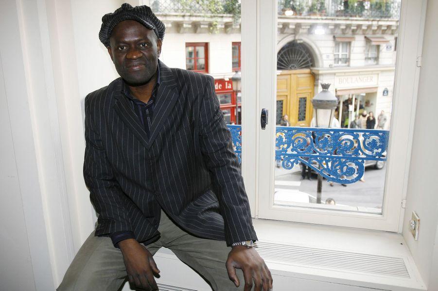 Alain Mabanckou, 50 ans (Congo-Brazzaville)