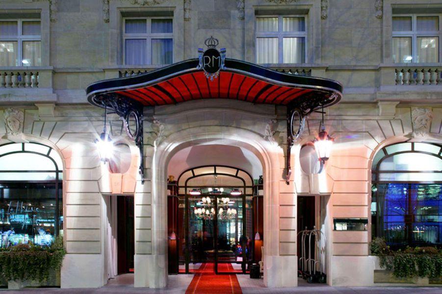 Meilleur hotel paris voyages cartes for Hotel meilleur