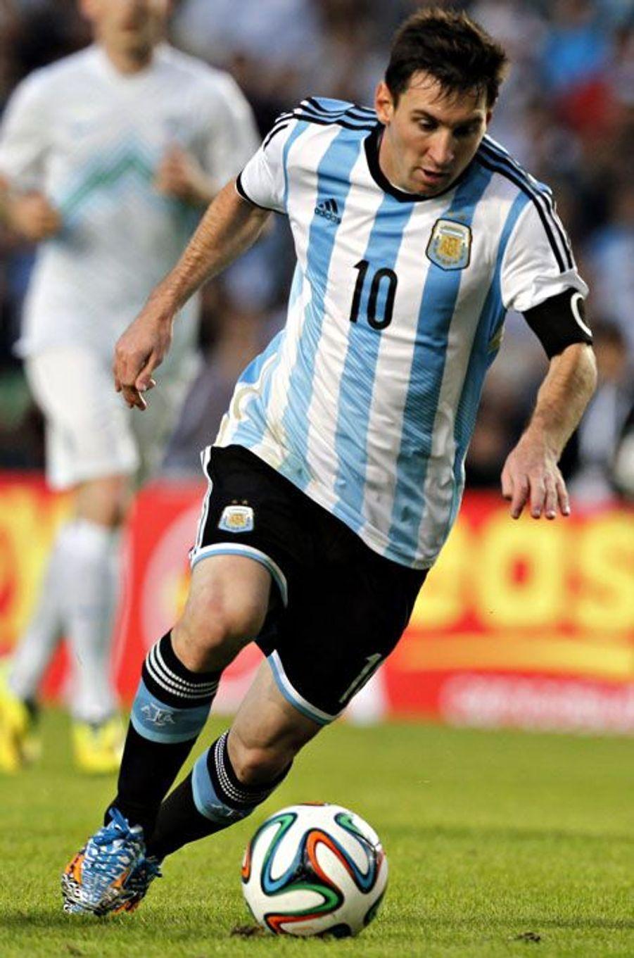 Leonardo Messi, Argentine
