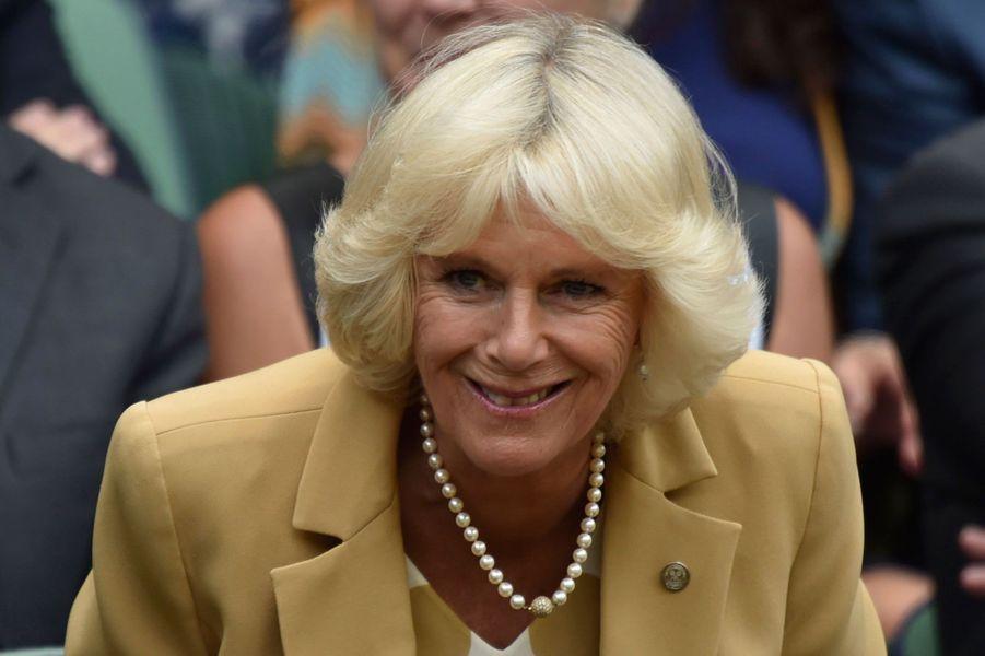 Camilla, la Duchesse de Cornwall.