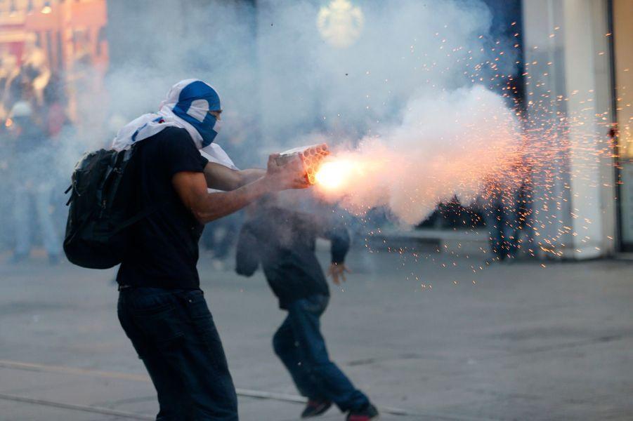 Les contestations anti-Erdogan ravivées