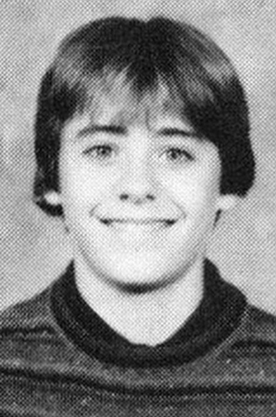 Jared Leto à la Flint Hill Preperatory School (1986)