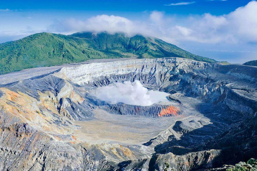 Le volcan Poas