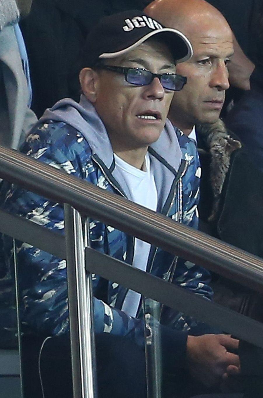 Jean-Claude Van Damme, le 6 avril 2016