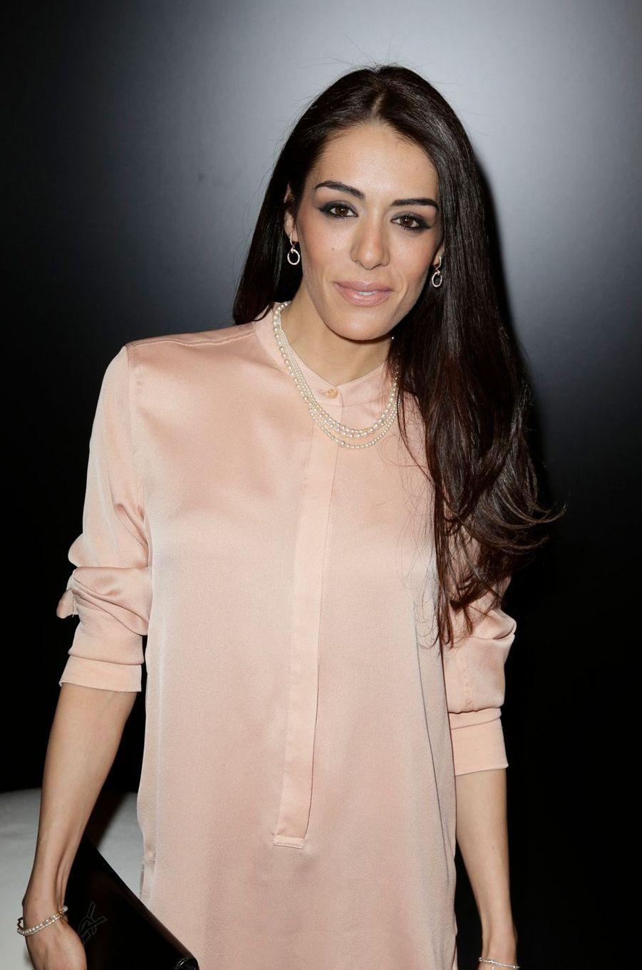 Sofia Essaïdi à Paris le 16 mars 2016
