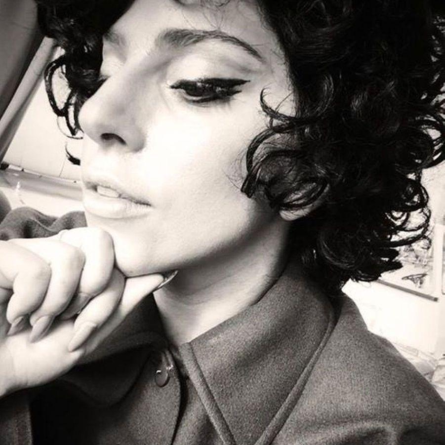 Lady Gaga, au naturel