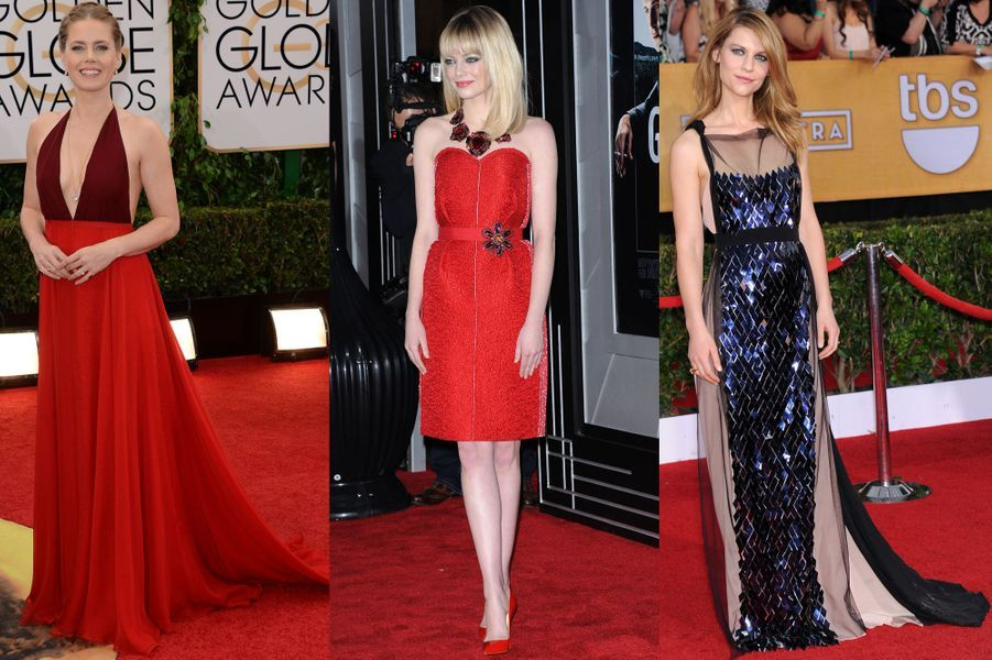 La styliste habille, entre autres, AmyAdams, Claire Danes, Emma Stone ouZoe Saldana.