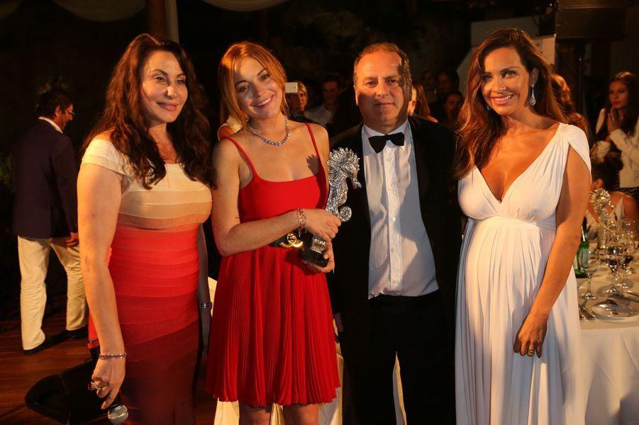 Lindsay Lohan renoue avec le succès