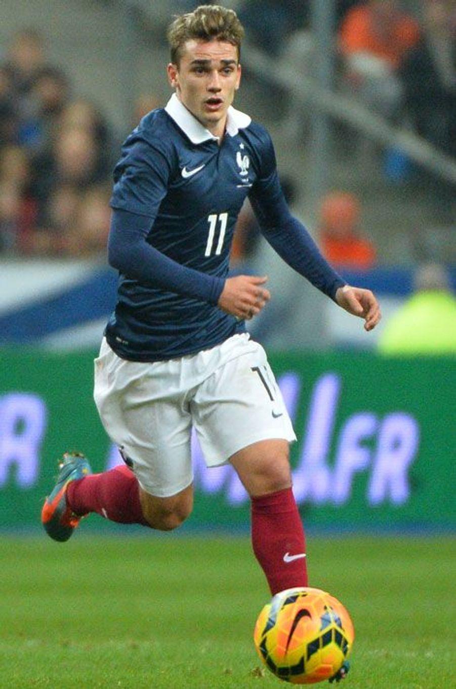 Antoine Griezmann (attaquant)