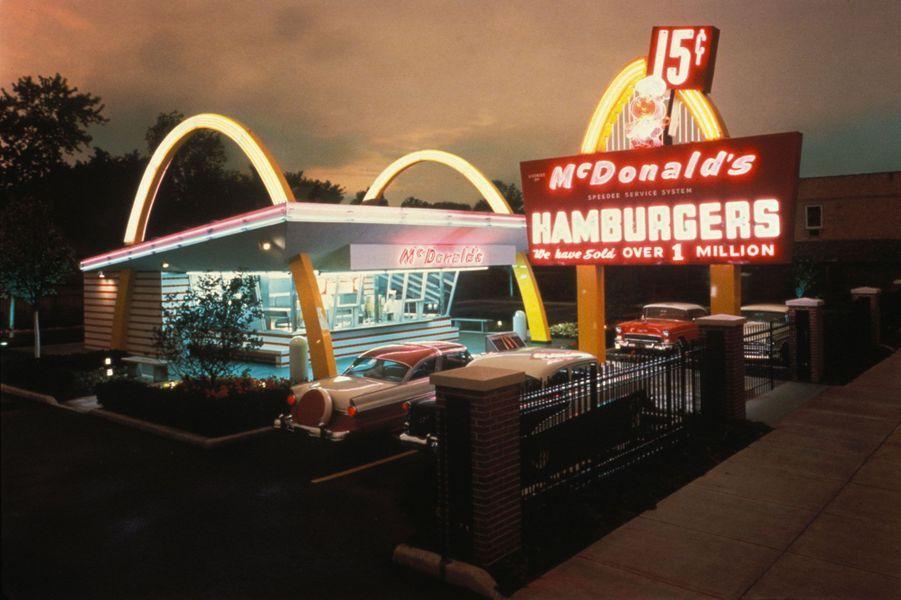 Le premier restaurant McDonald's est désormais un musée.