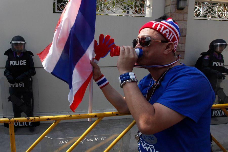 Malgré la répression, les Thaïlandais ne cèdent pas