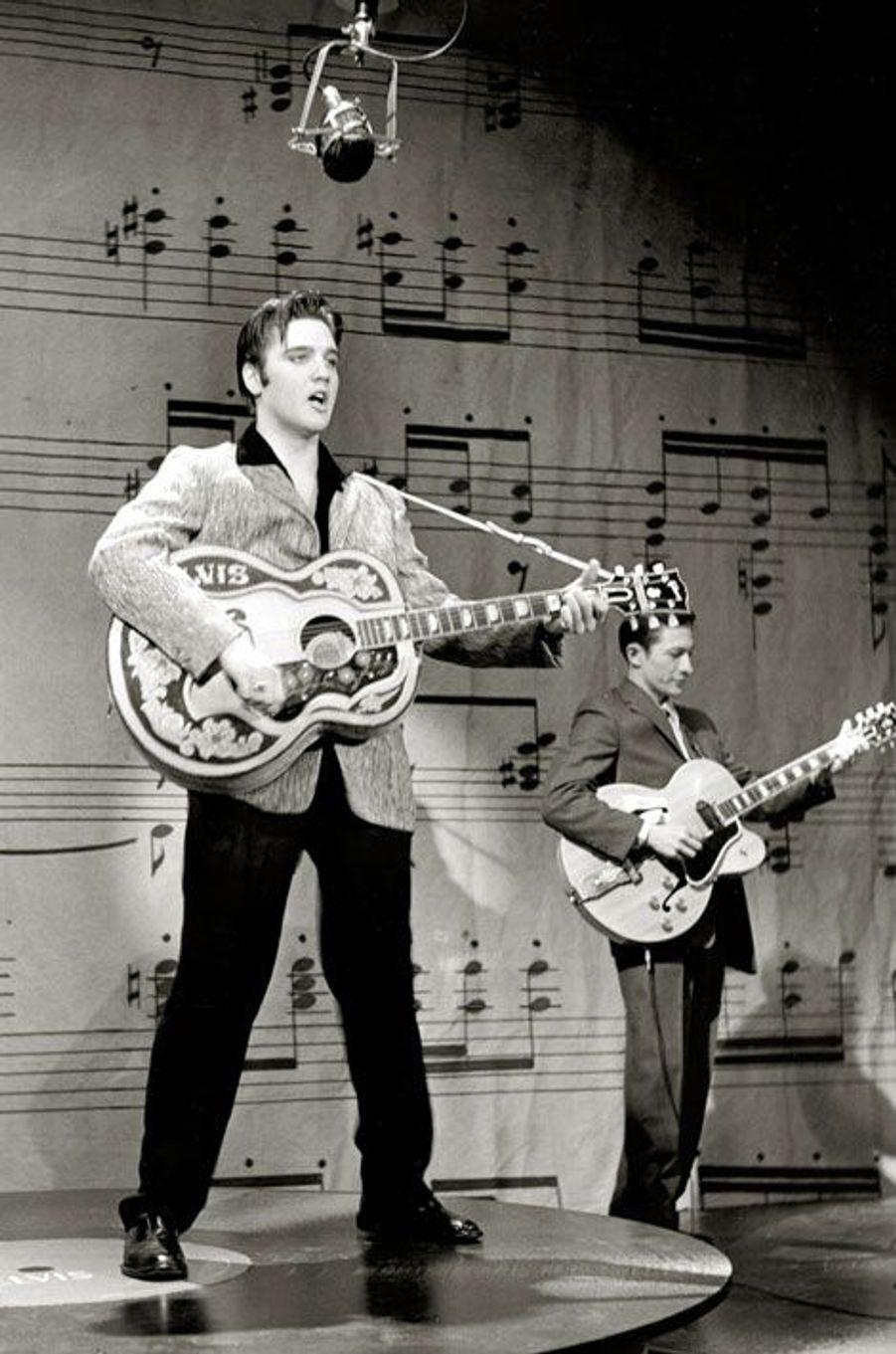 2- Elvis Presley 55 millions de dollars