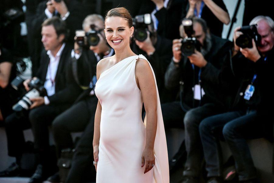 Natalie Portman à la Mostra de Venise