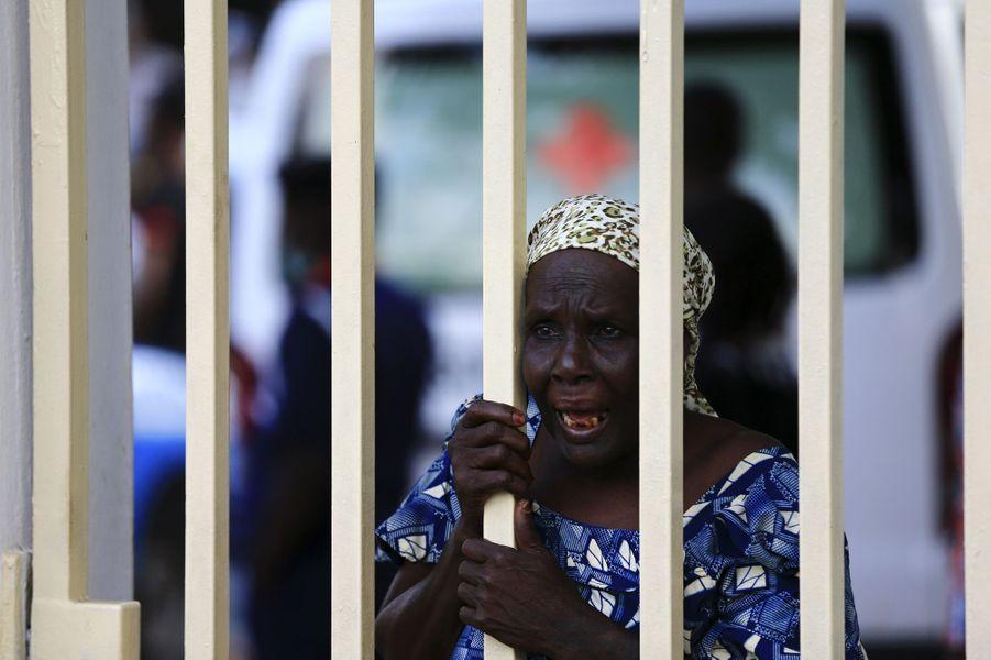 L'horreur en plein coeur d'Abuja