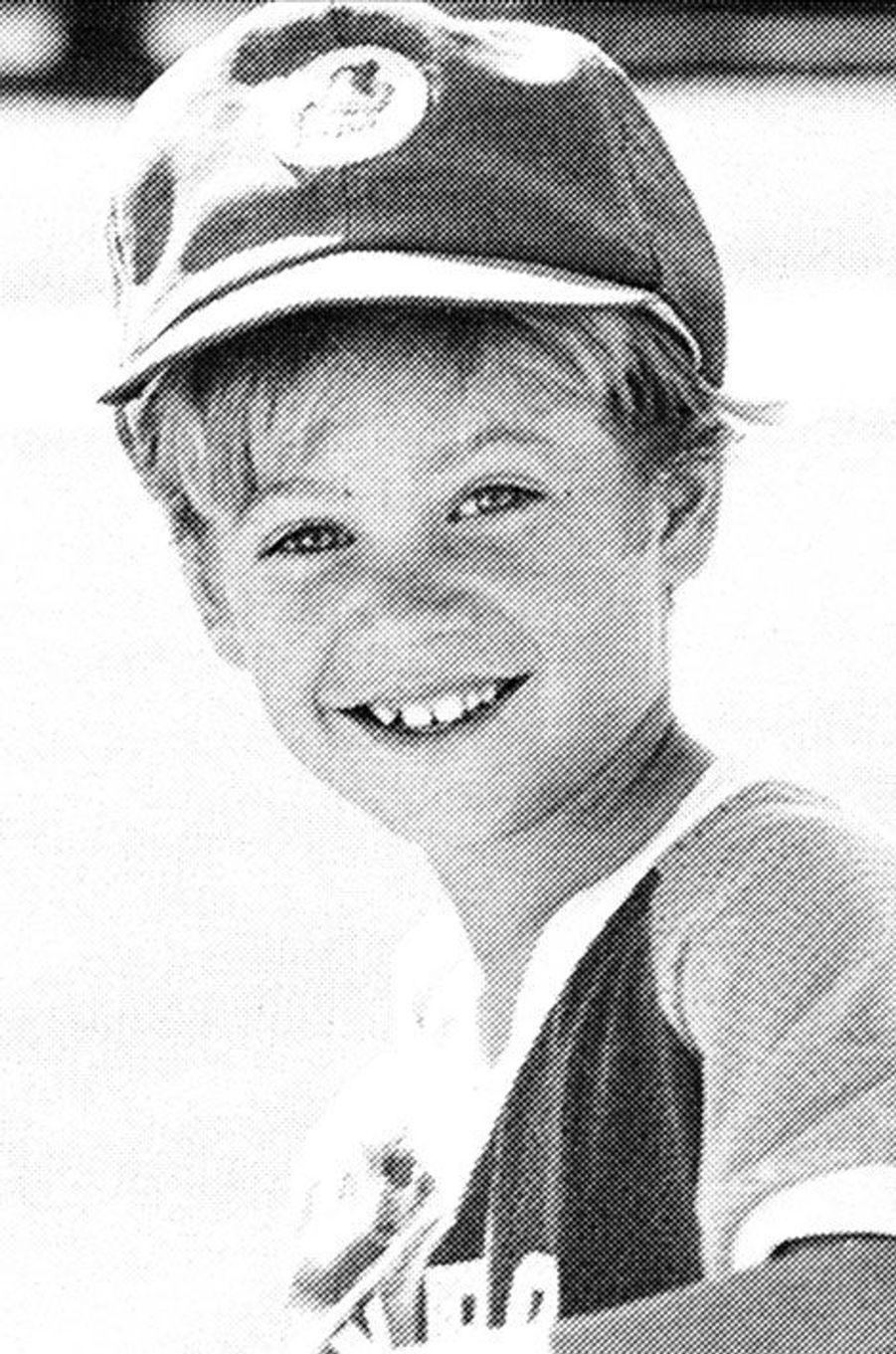 Paul Walker enfant