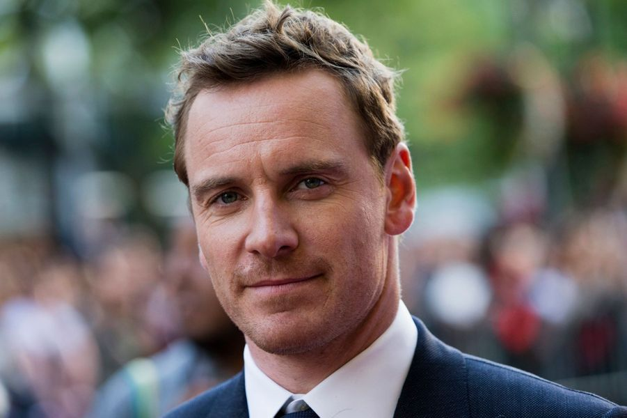 "Michael Fassbender, pour ""12 Years a Slave"""