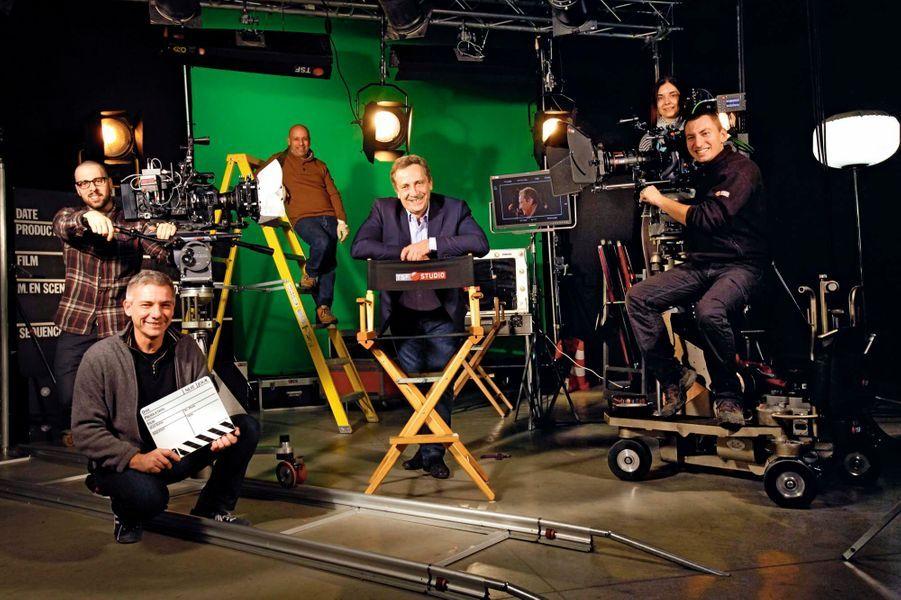 TSF, l'entreprise de Thierry de Segonzac basée à Saint-Denis, loue tout le matériel nécessaire à la production de films. Avec ses 130 salariés, ce cinéphile endurci a pris en marche le train du numérique, puis celui de la 3D, et développe sans cesse des innovations et des prototypes pour les besoins des réalisateurs.