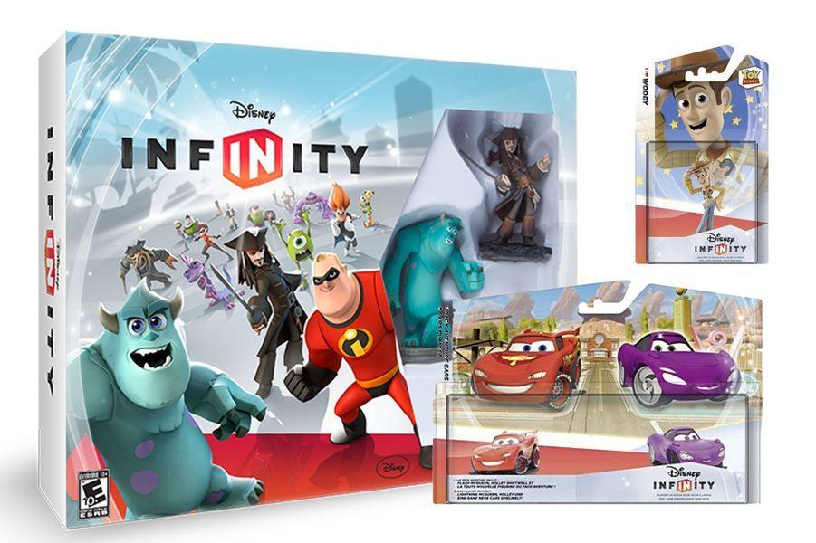 Disney Infinity. Une nouvelle façon de jouer, de découvrir et de d'inventer d'incroyables aventures au sein de l'univers Disney, dont les histoires et les personnages sont chers au coeur de tous. Disponible sur Wii, WiiU, PS3, Xbox et 3DS. A partir de 60 euros.