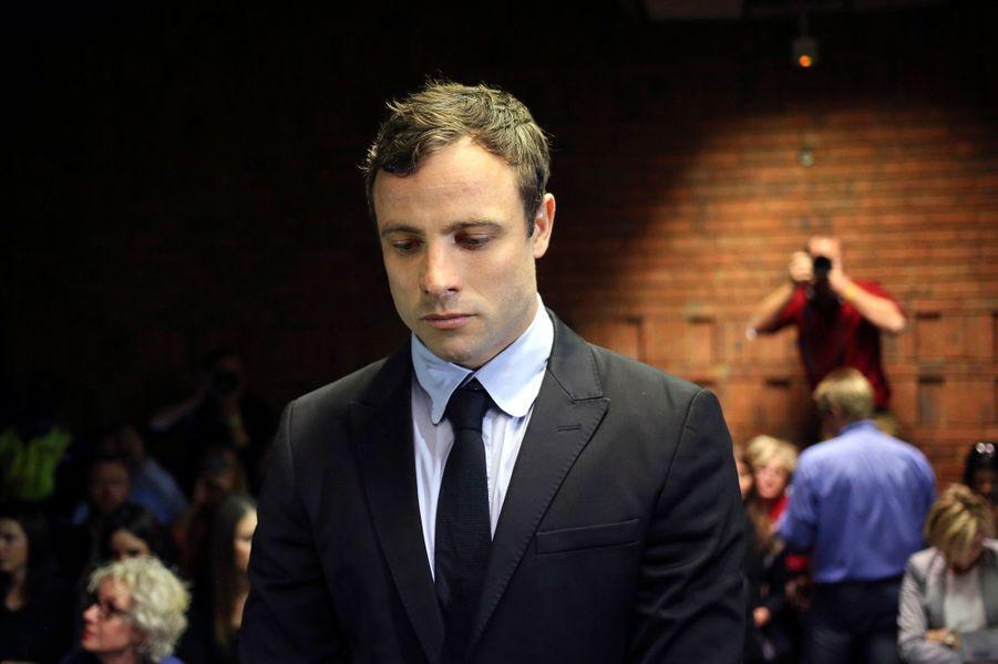 5 mars : ouverture du procès d'Oscar Pistorius pour le meurtre de sa petite-amie Reeva Steenkamp