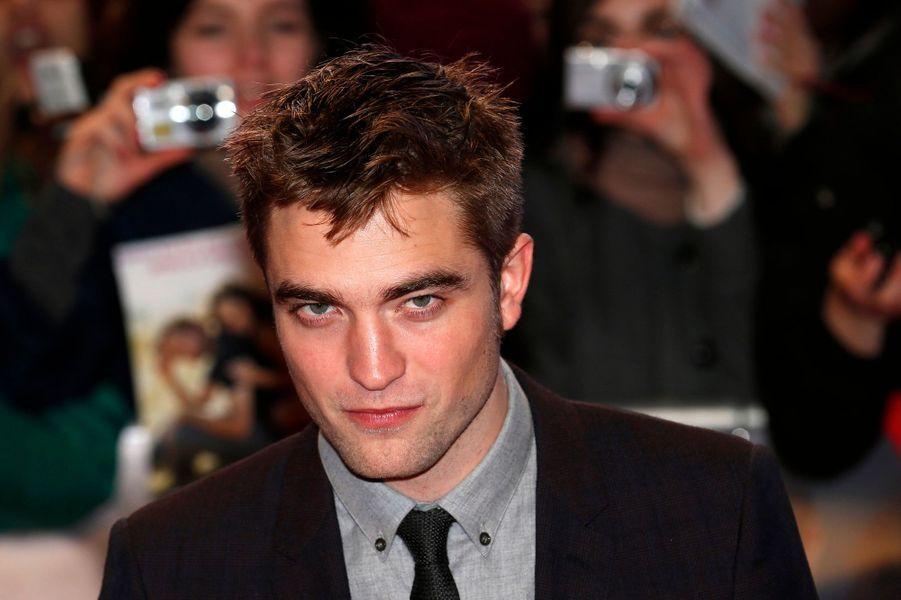 Le favori de l'auteur: Robert Pattinson